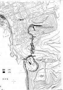 Vouliagmeni_UW-Plan_1996_topo